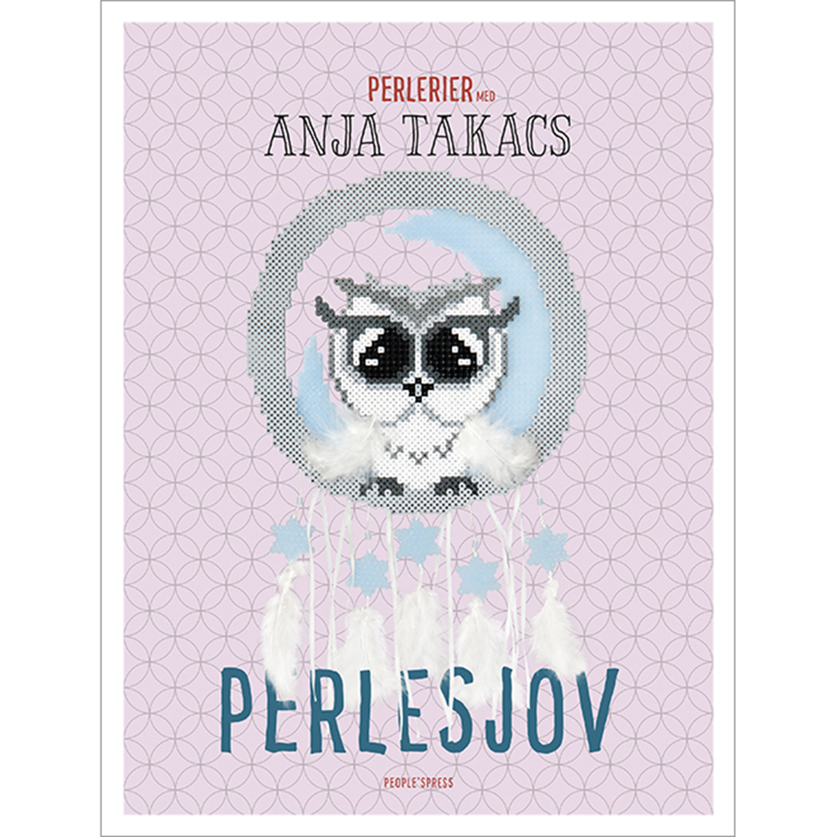 Image of   Perlesjov - Perlerier med Anja Takacs - Indbundet