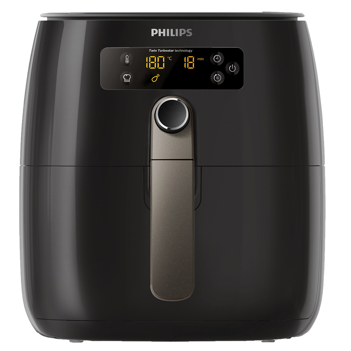 Image of   Philips airfryer - HD9741/10