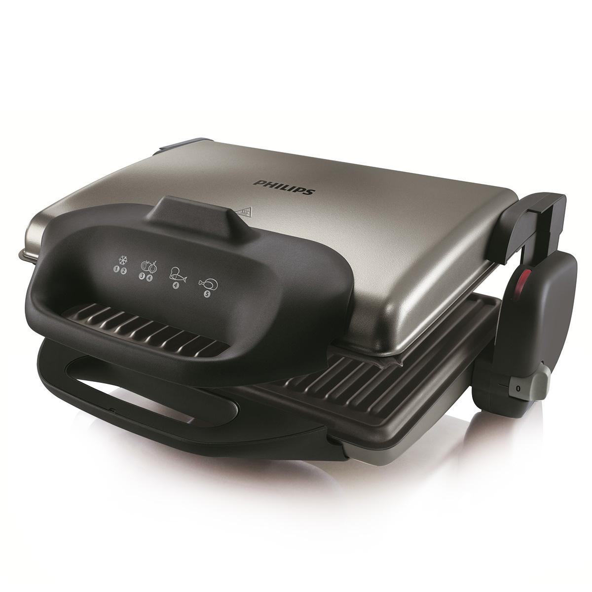 Philips bordgrill - Health Grill - HD4467/90