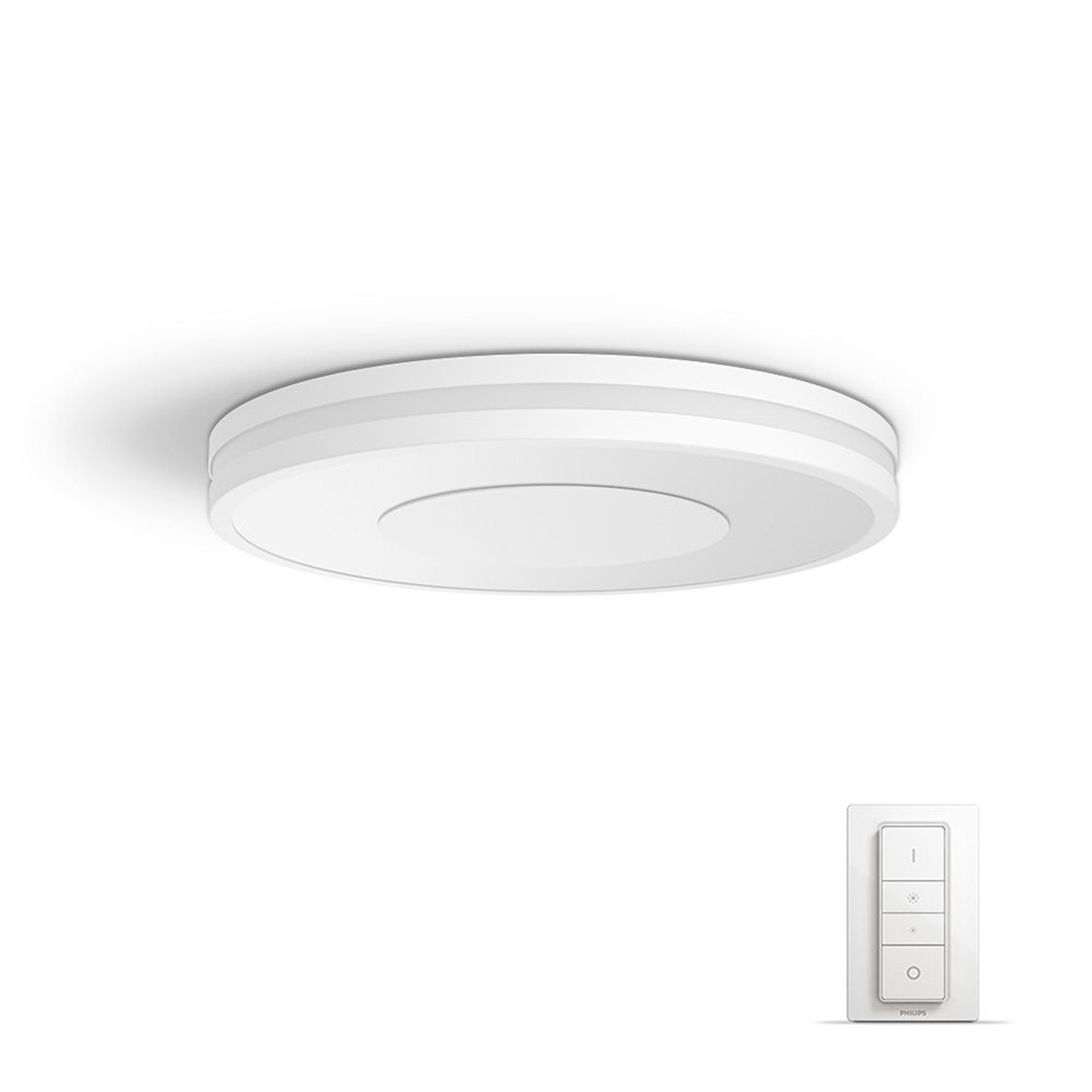Image of   Funktionel LED-loftslampe Philips Hue Being