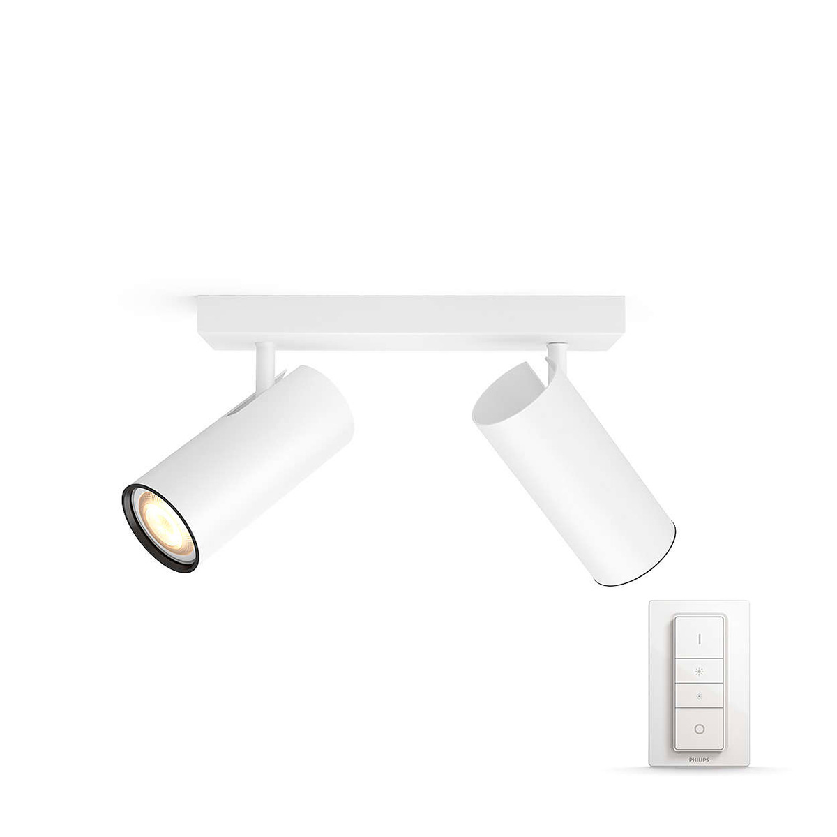 Image of   Philips Connected spot - White ambiance - Buratto - Hvid