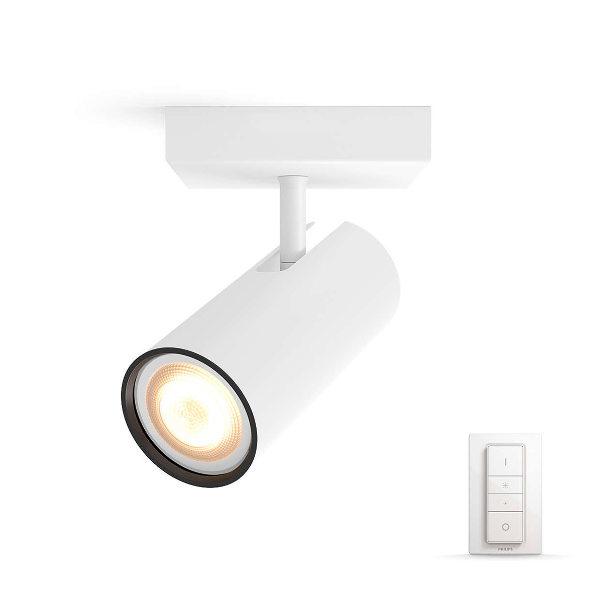 Billede af Philips Connected spot - White ambiance - Buratto - Hvid