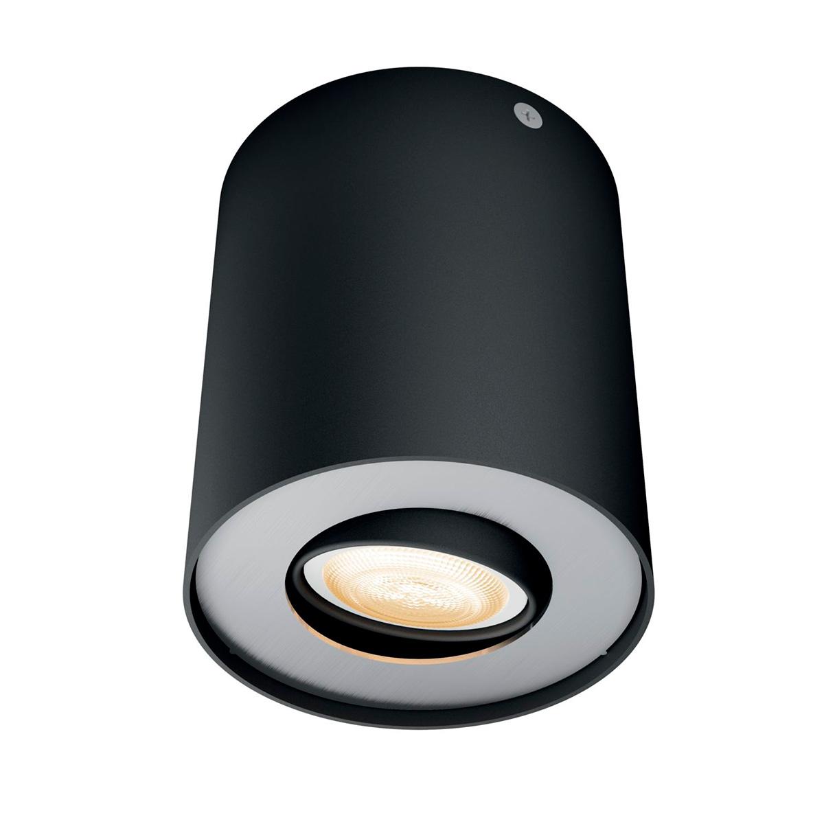 Image of   Inkl. lysdæmper - Philips Hue LED-spot Pillar