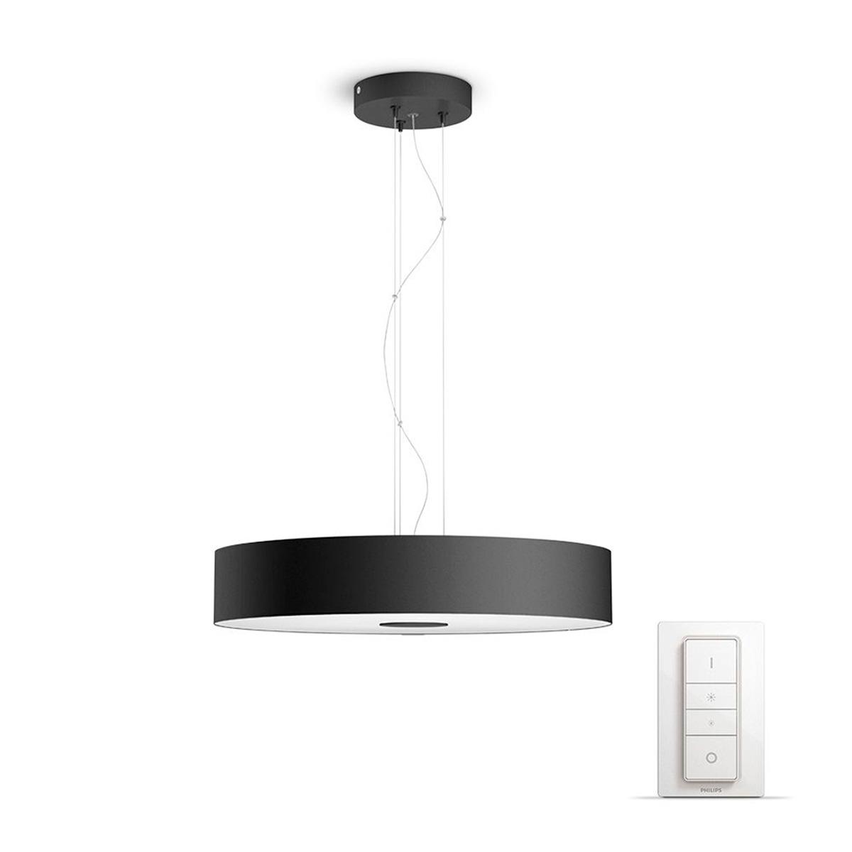 Image of   LED-hængelampe Fair med lysdæmper, Philips Hue
