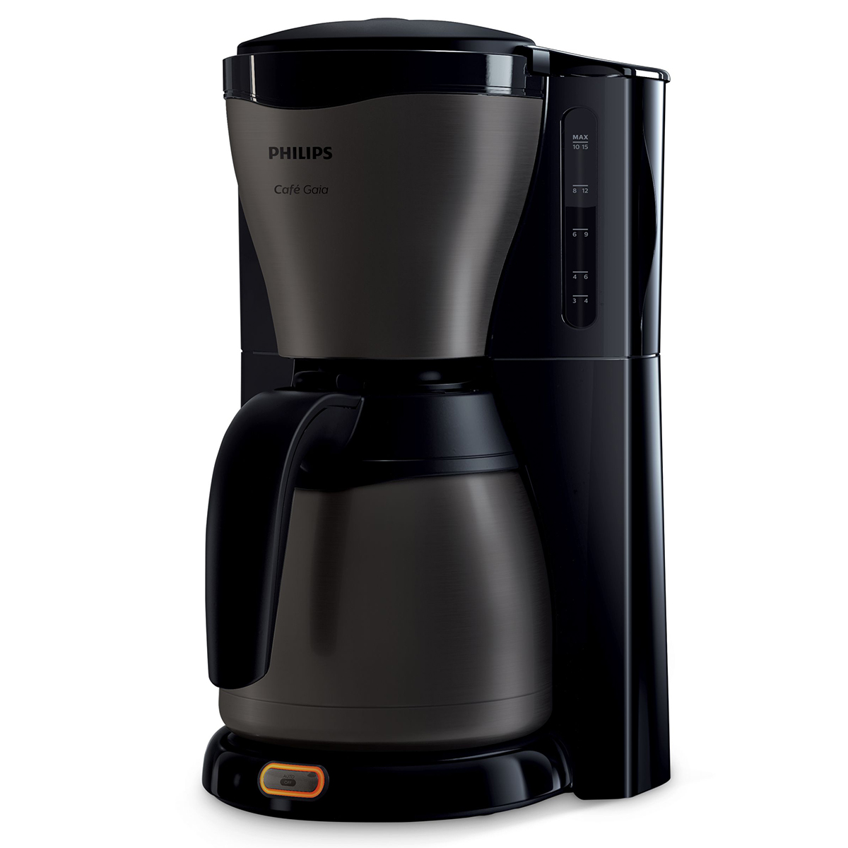 Image of   Philips kaffemaskine - Café Gaia Collection HD7547/80