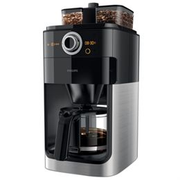 Image of   Philips kaffemaskine - Grind & Brew - HD7766/00