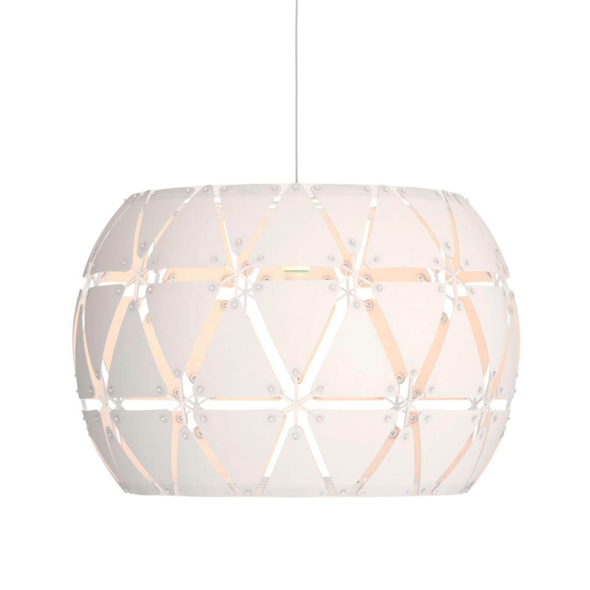 Image of   Formfuldendt hængelampe Sandalwood Smart Volume 60