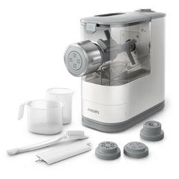 Philips pasta- og nudelmaskine – Viva Collection – HR2345/19 – Hvid