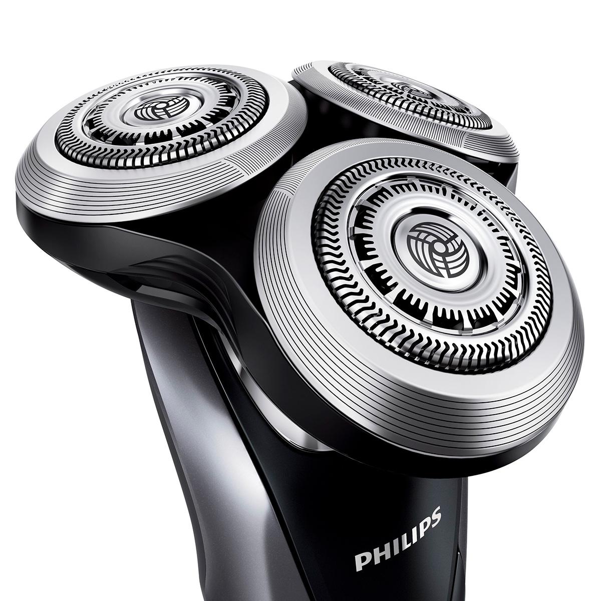 Philips skærhoveder - V-track Precision Blades PRO