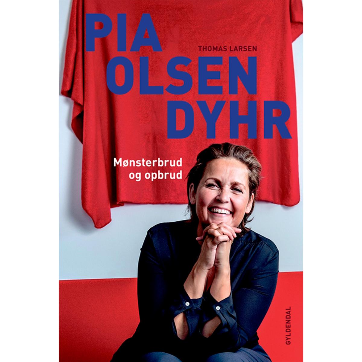 Pia Olsen Dyhr - Mønster og opbrud - Hæftet