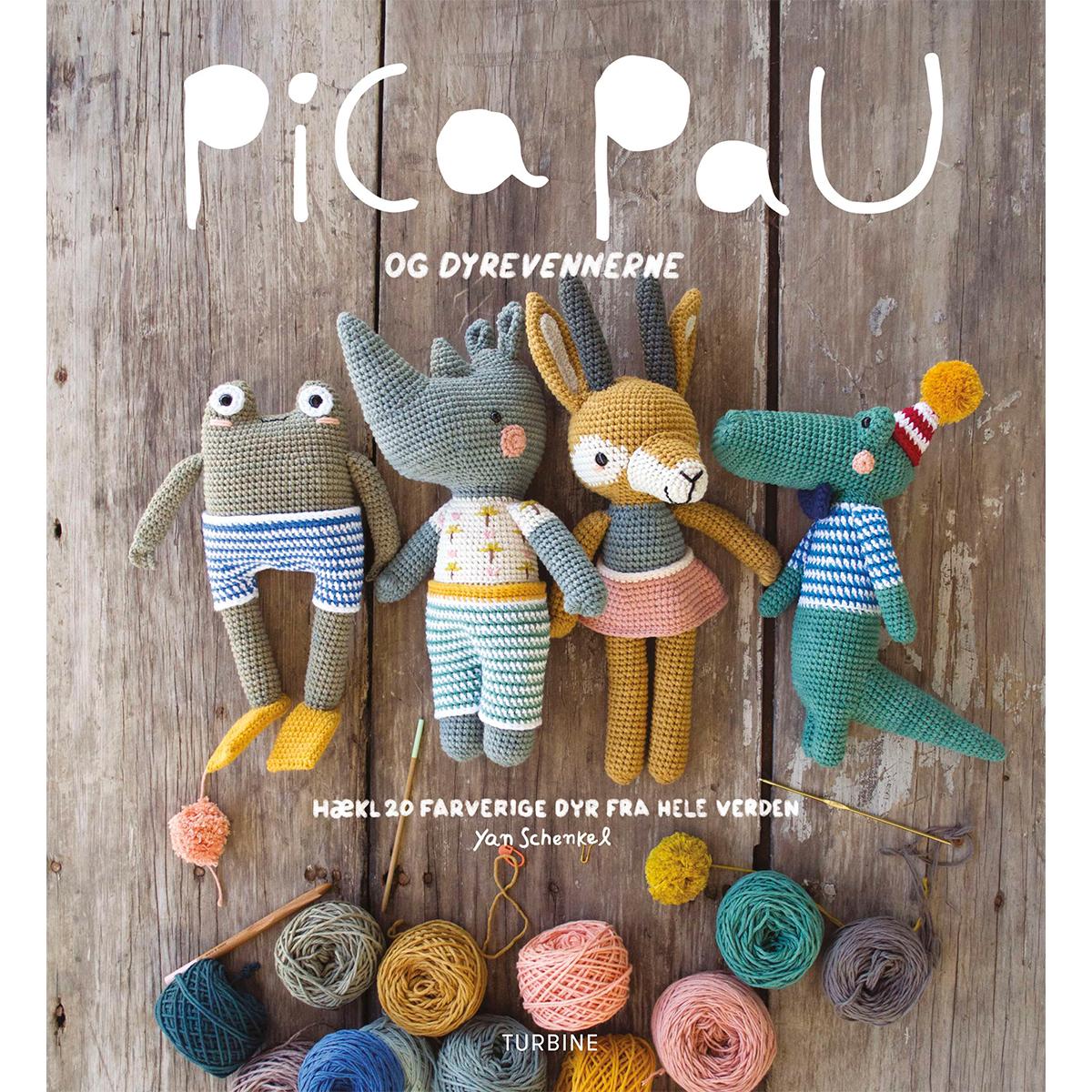 Image of   Pica Pau og dyrevennerne - Hæftet