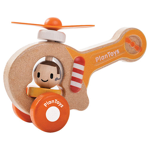 Image of   Plantoys helikopter