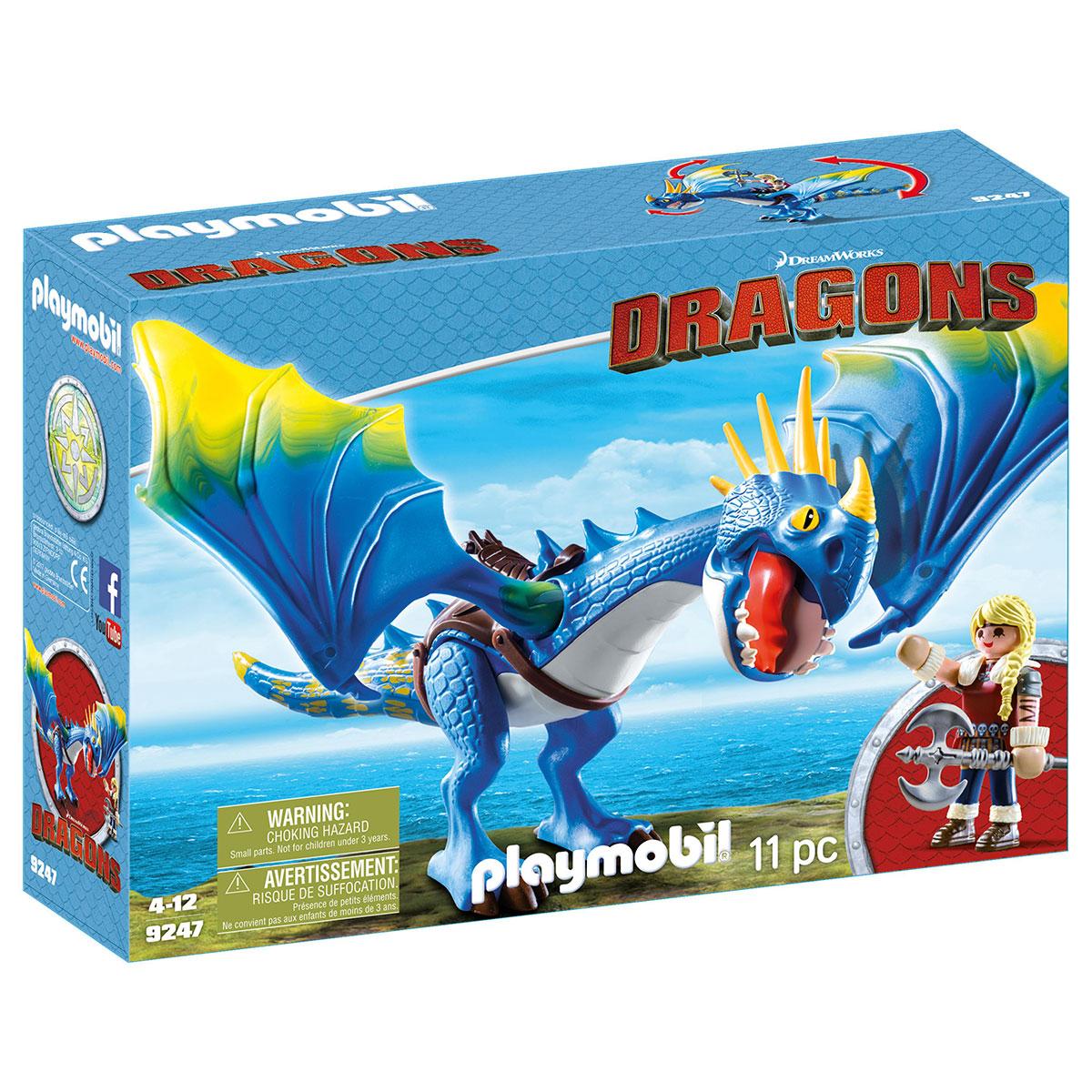 Billede af Playmobil Astrid og Stormflugt