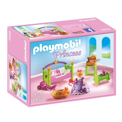 Billede af Playmobil børneværelse