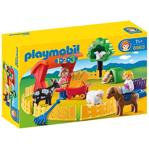 Billede af Playmobil bondegårdssæt