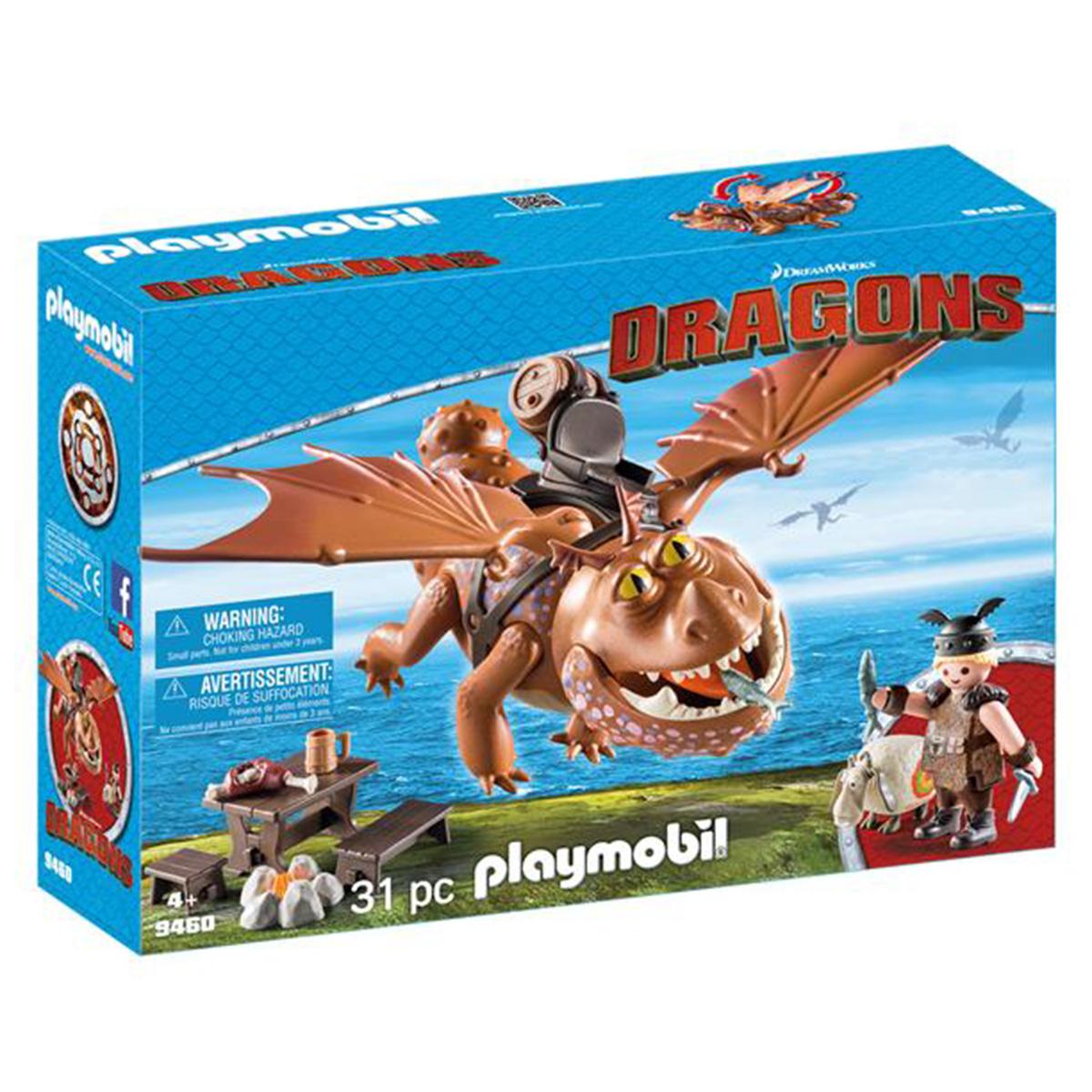 Billede af Playmobil Fiskeben og Fedknold