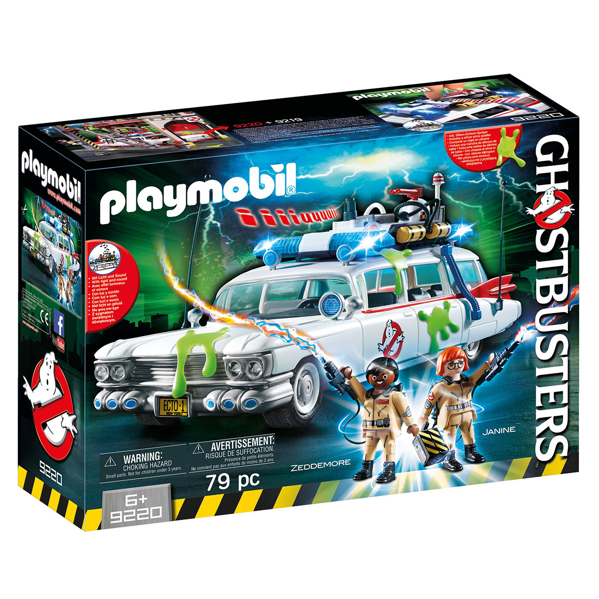 Image of   Playmobil Ghostbusters