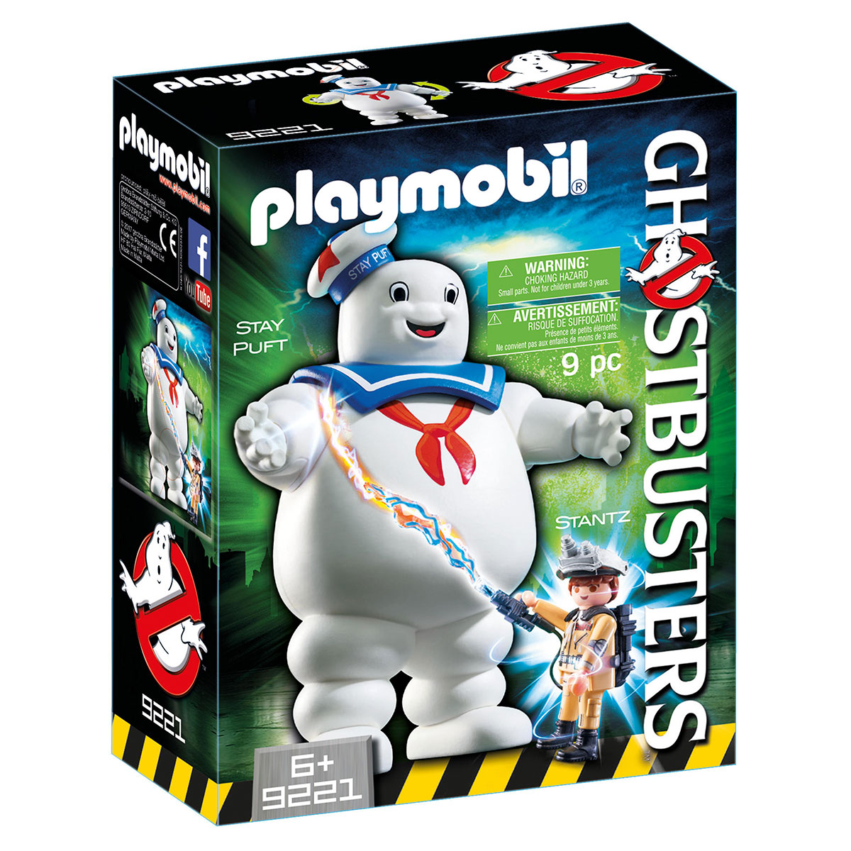 Image of   Playmobil Ghostbusters - Marshmallow Man