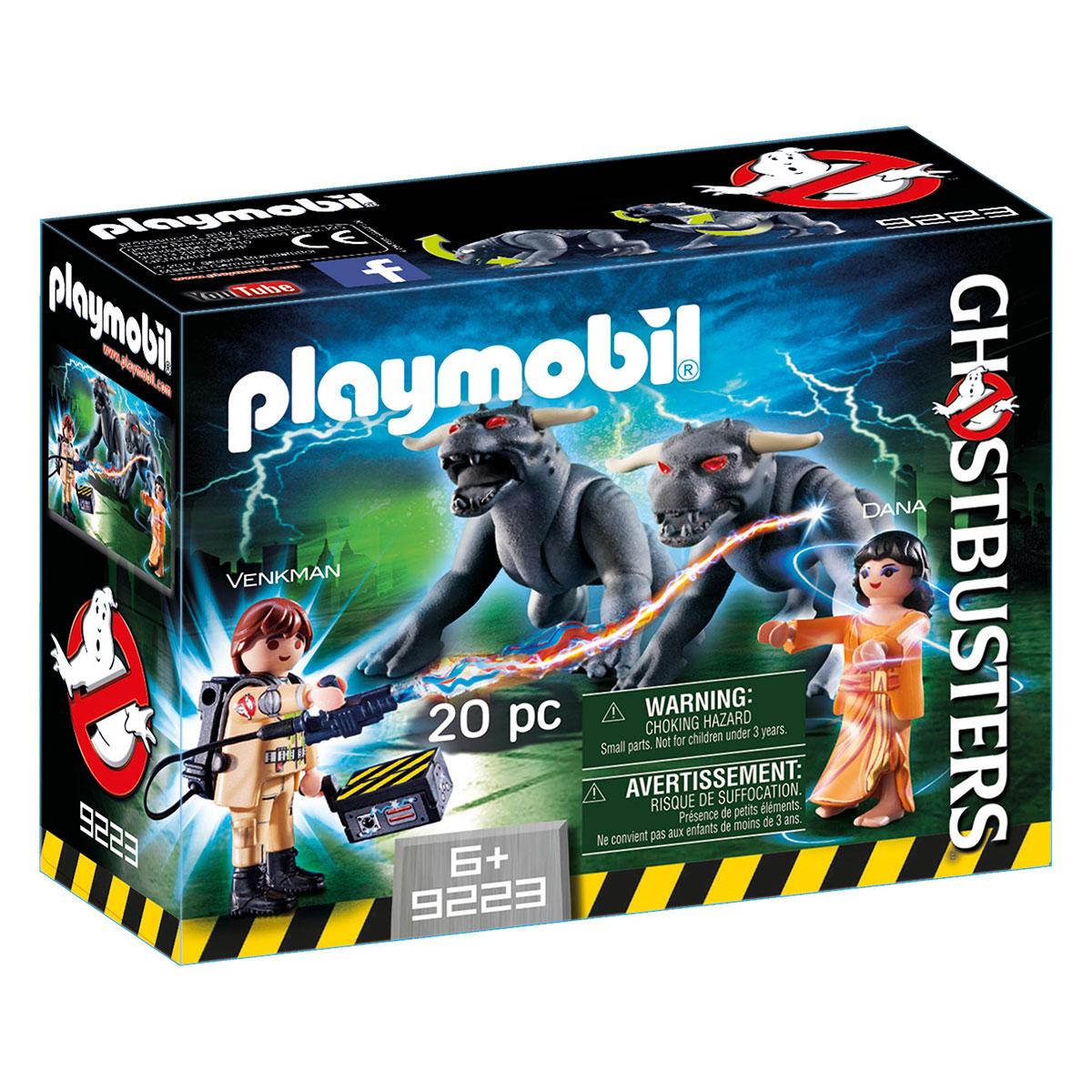Billede af Playmobil Ghostbusters - Venkman og terror-hunde