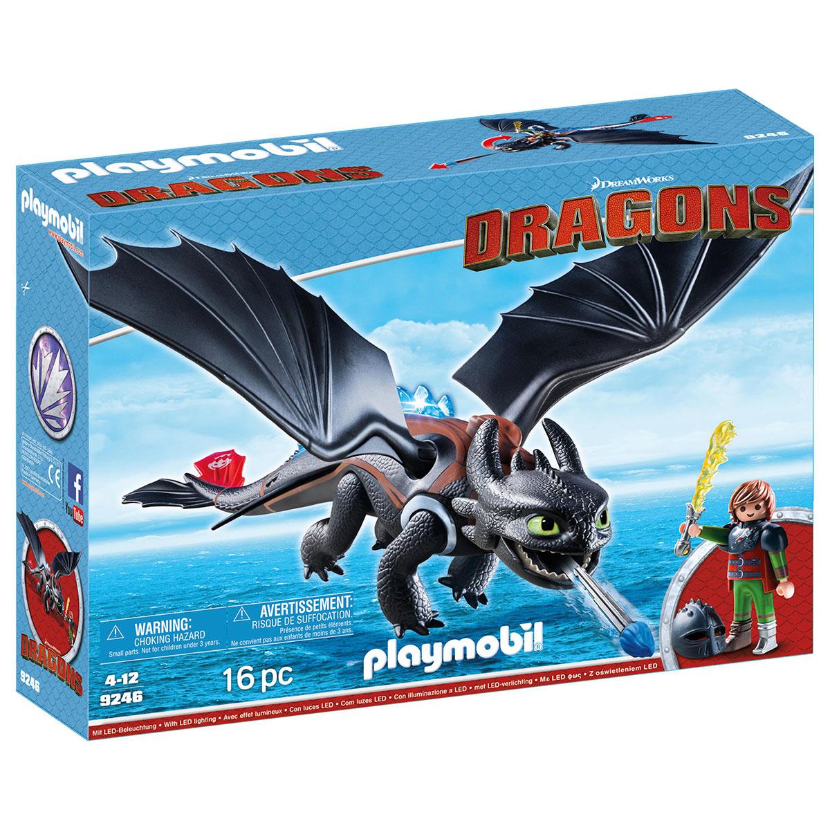 Billede af Playmobil Hikke og Tandløs