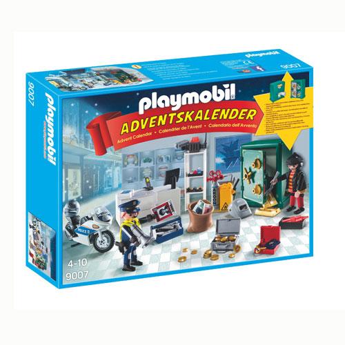Billede af Playmobil julekalender - Juveltyv