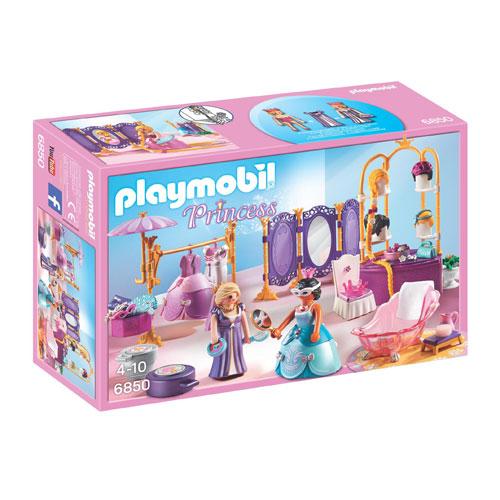 Image of   Playmobil omklædningsrum med salon
