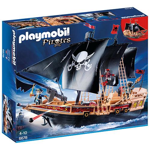 Image of   Playmobil piratskib