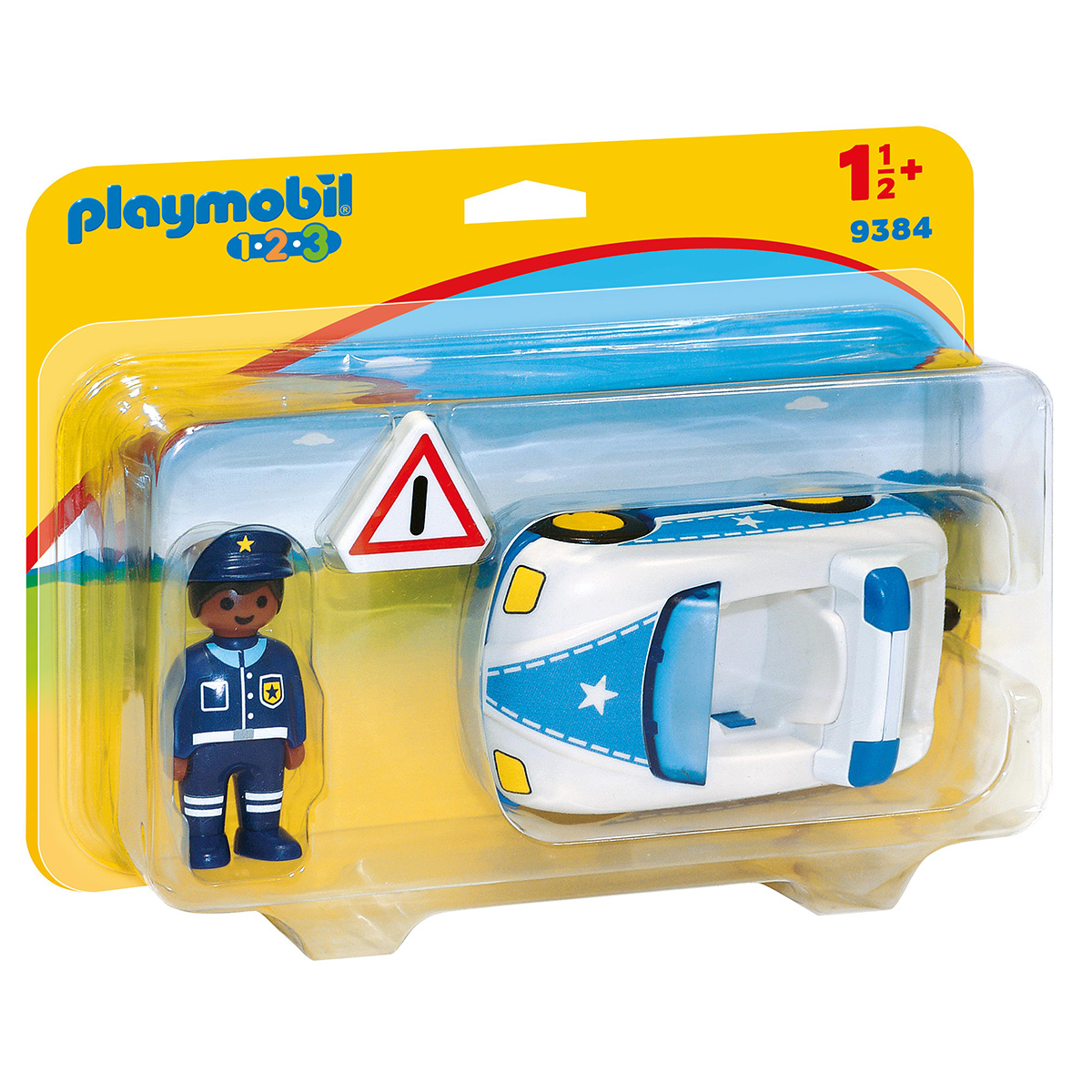 Image of   Playmobil Politibil