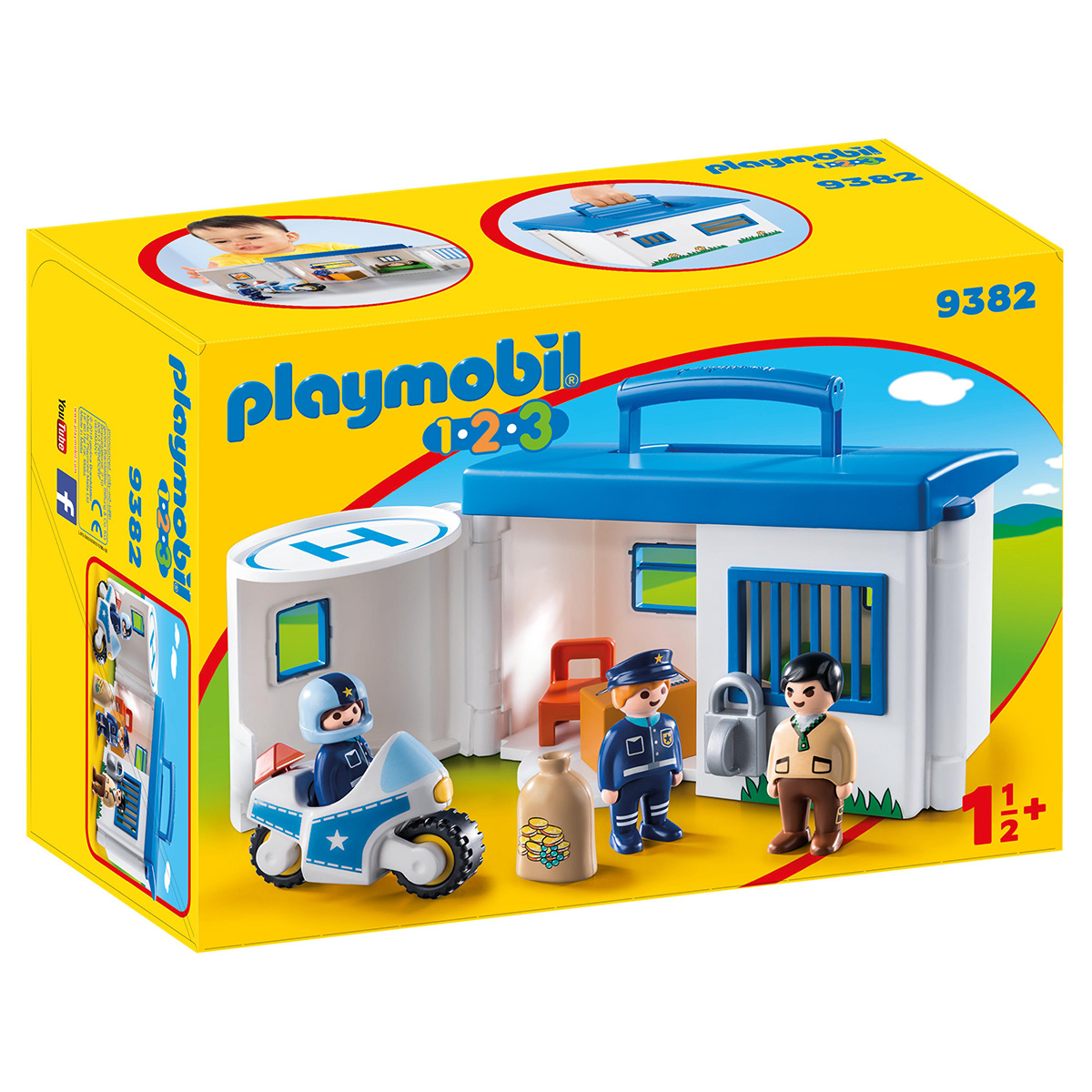 Image of   Playmobil Politistation