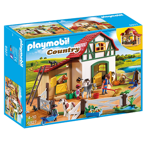 Image of   Playmobil ponypark