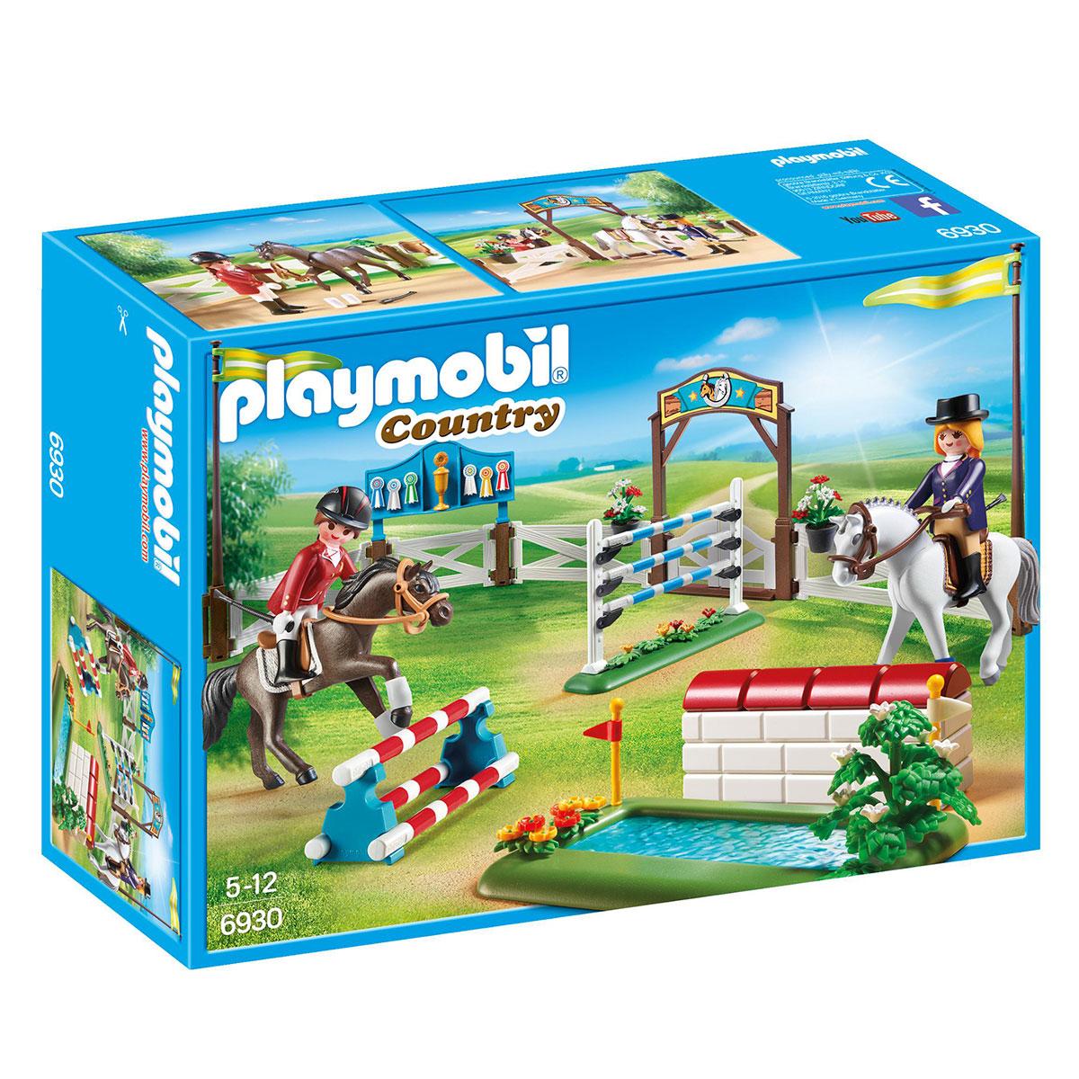 Image of   Playmobil ridestævne