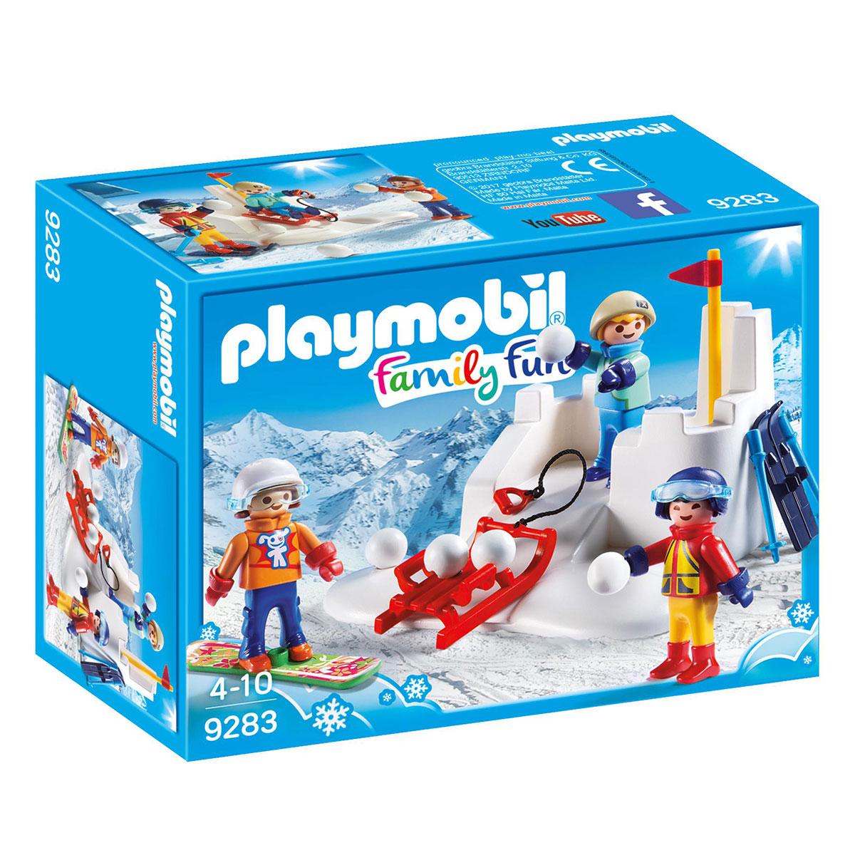 Image of   Playmobil Sneboldkamp