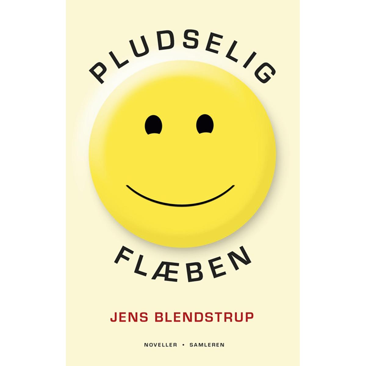 Image of   Pludselig flæben - Indbundet
