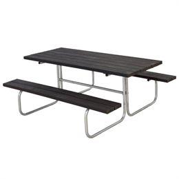 Plus bord- og bænkesæt - Classic - Sort