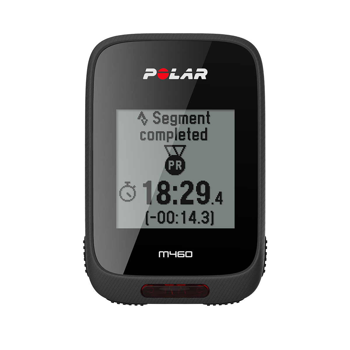 Image of   Polar cykelcomputer med GPS - M460