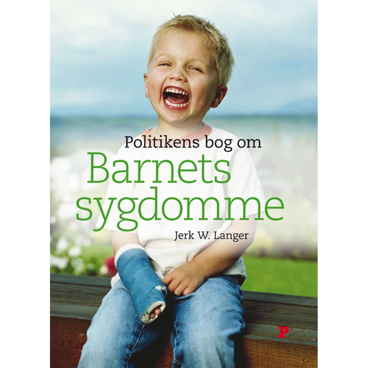 Image of   Politikens bog om barnets sygdomme - Indbundet