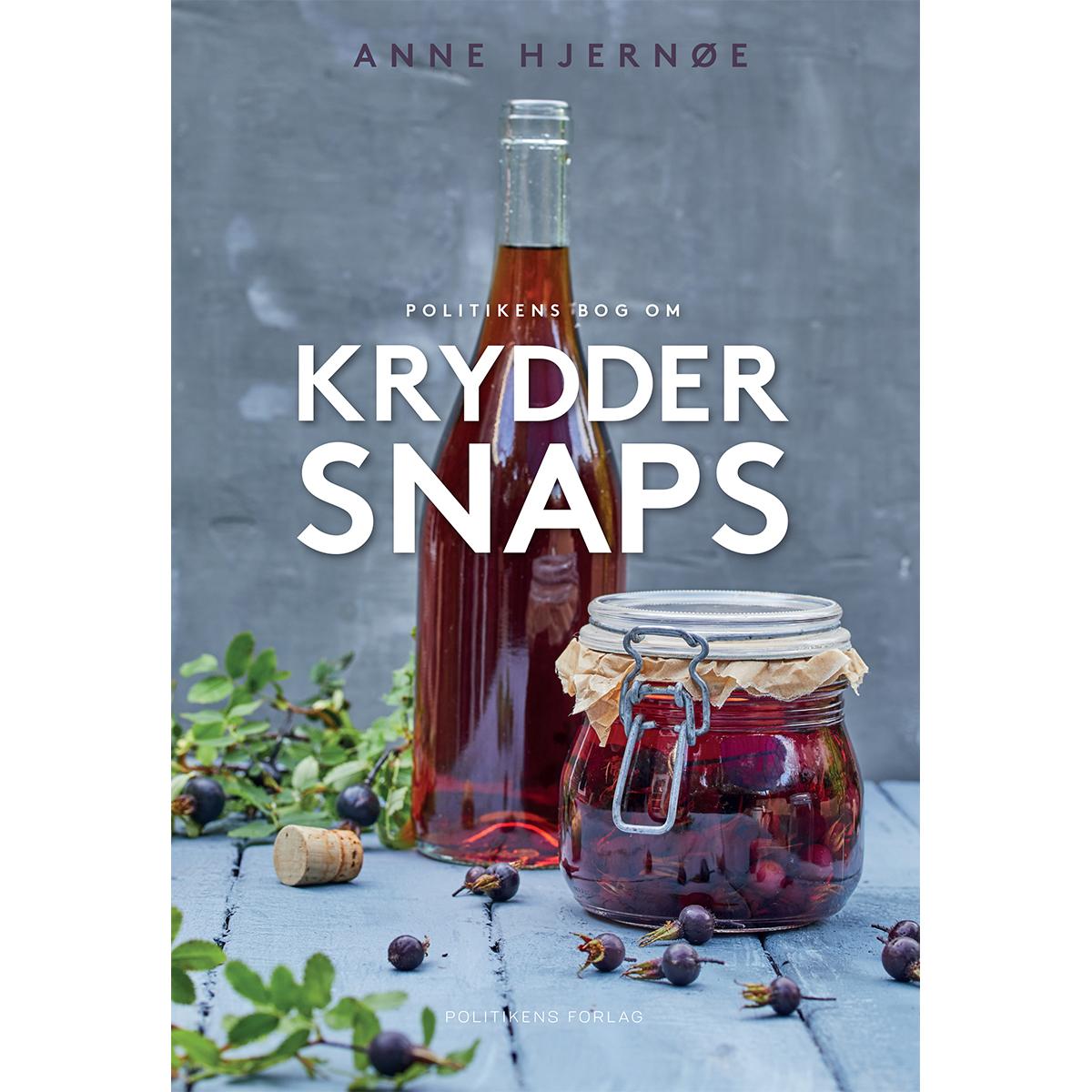 Image of   Politikens bog om kryddersnaps - Hardback