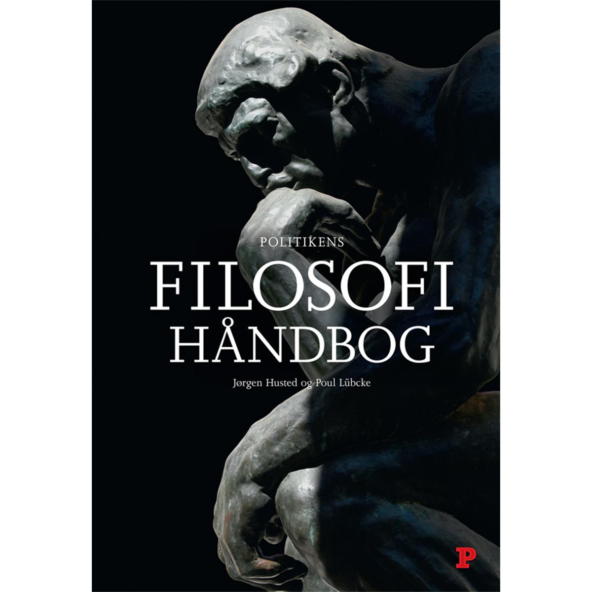 Image of   Politikens filosofihåndbog - Indbundet