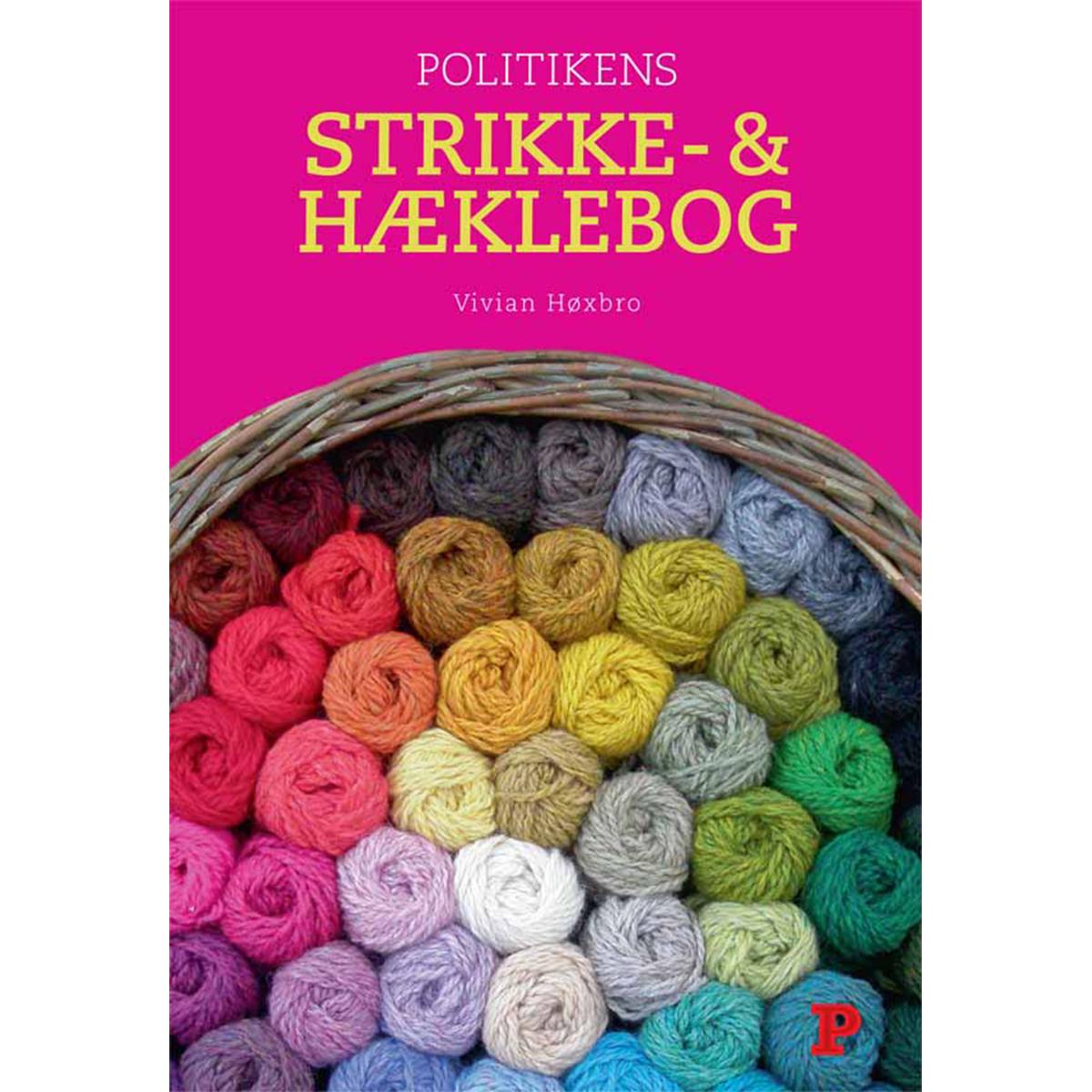 Image of   Politikens strikke- og hæklebog - Hæftet