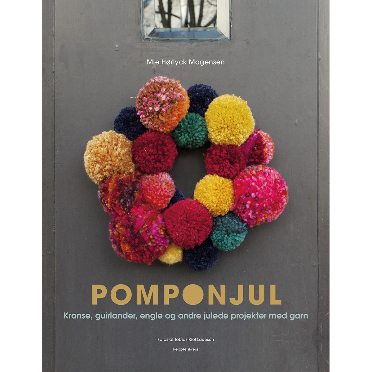 Image of   Pomponjul - Indbundet