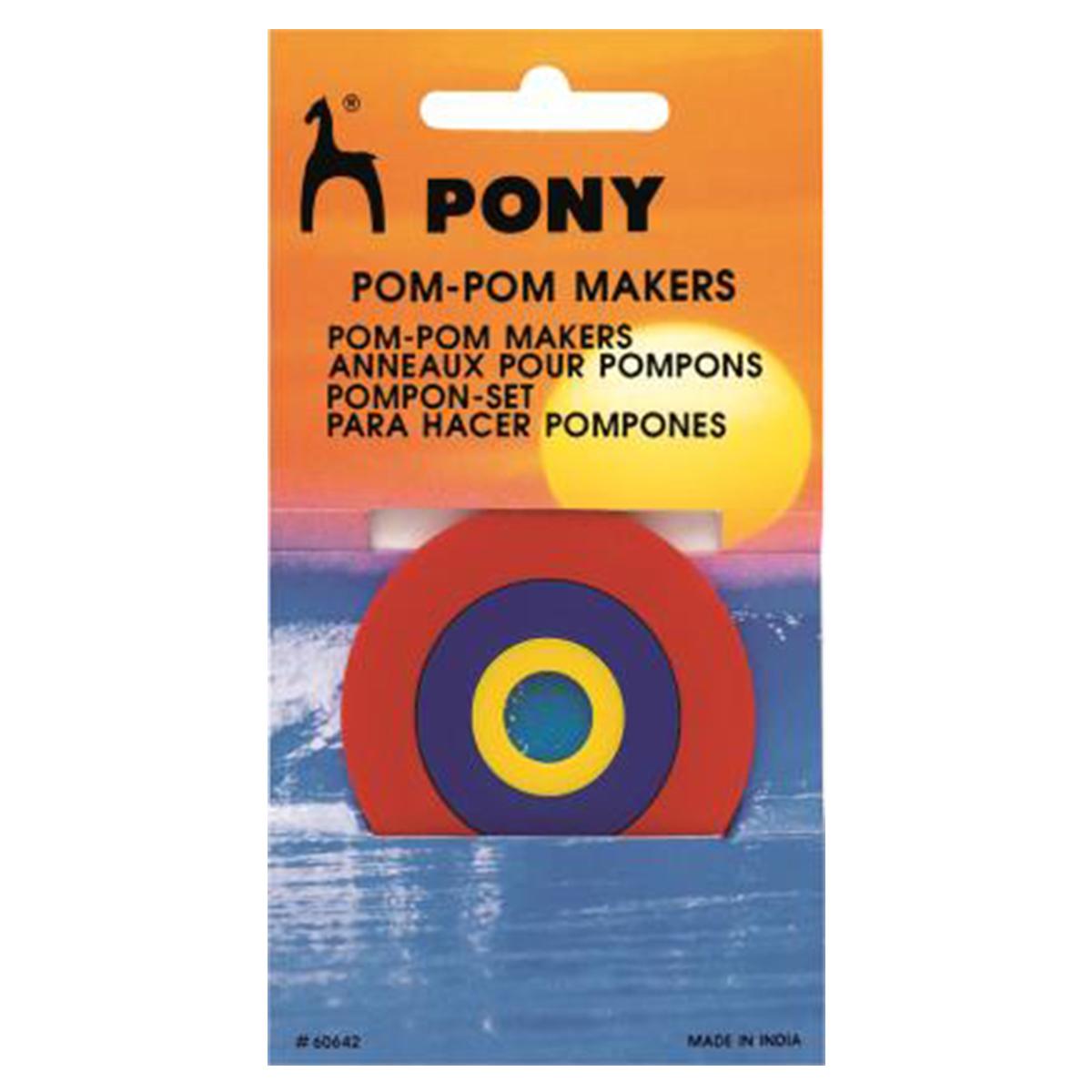 Billede af Pony pompon-sæt