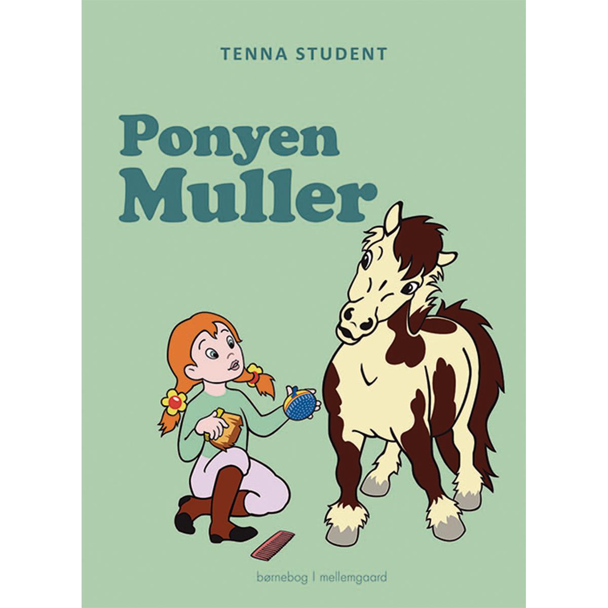 Image of   Ponyen Muller - Hæftet