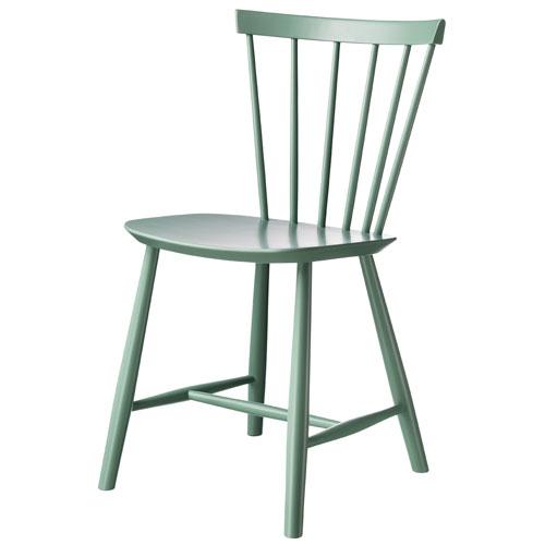 Billede af Poul M. Volther stol - J46 - Støvet grøn
