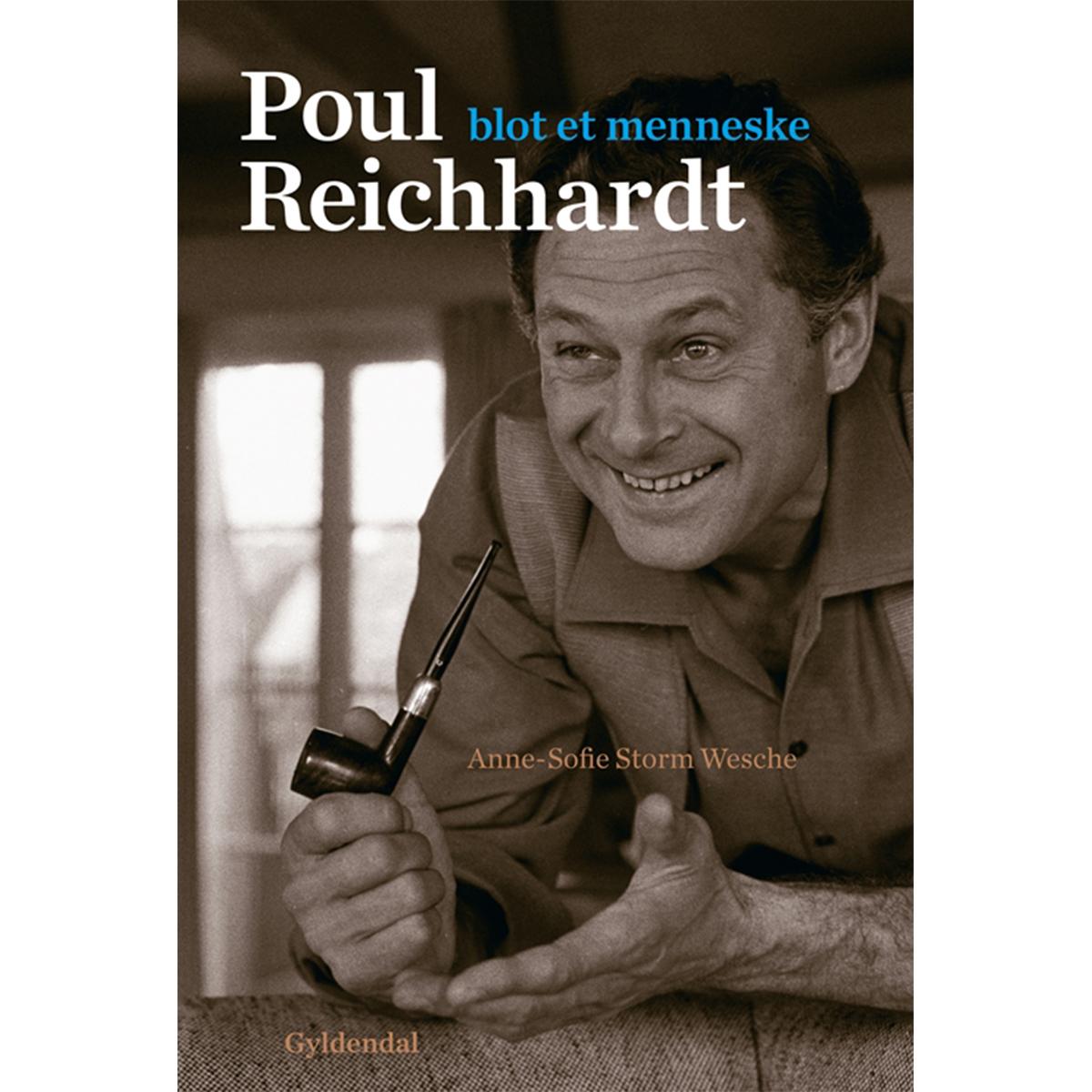 Poul Reichhardt - blot et menneske - Indbundet