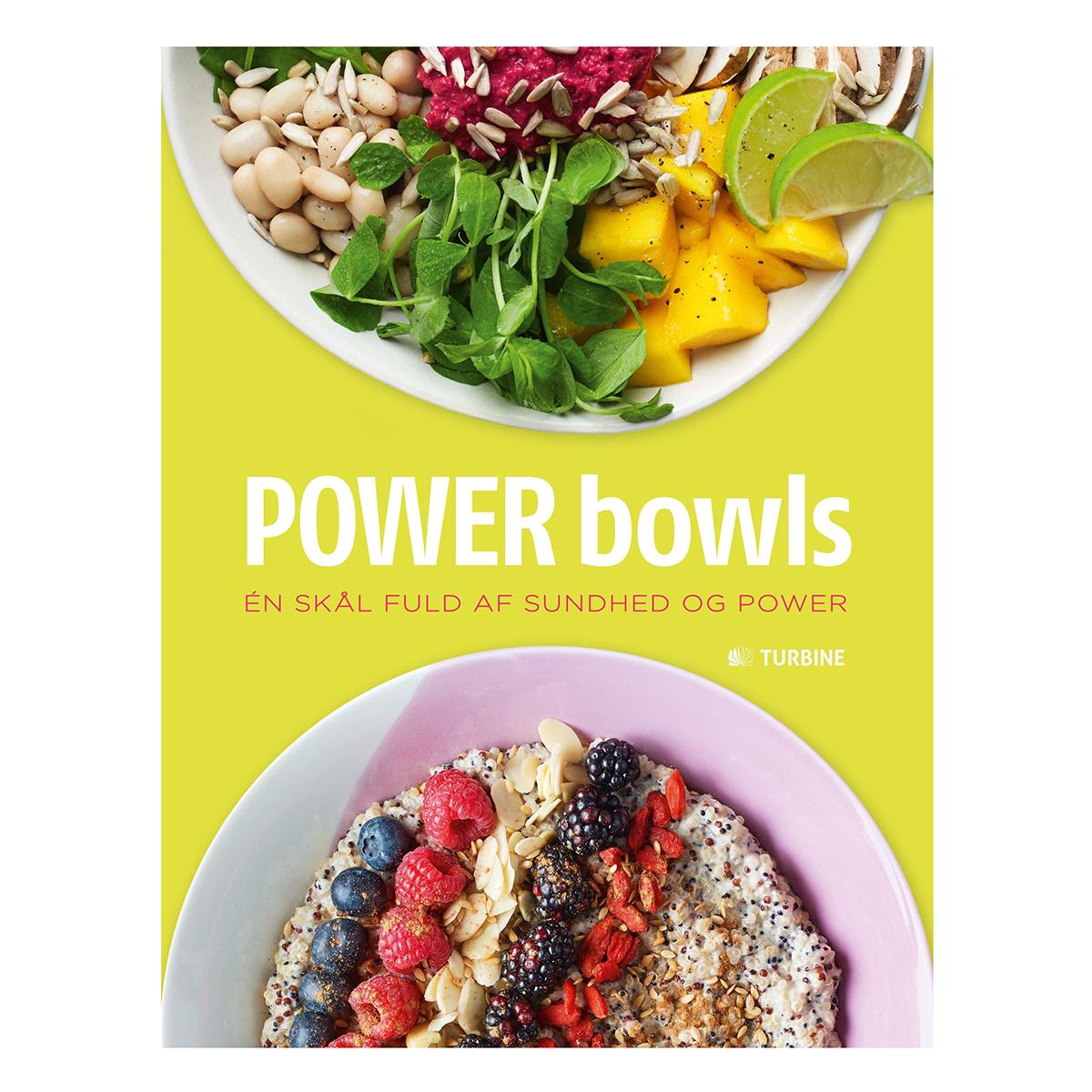 Image of   Power bowls - En skål fuld af sundhed og power - Hardback