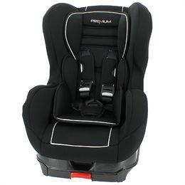 Premium autostol - Cosmo - Sort - 9-18 kg