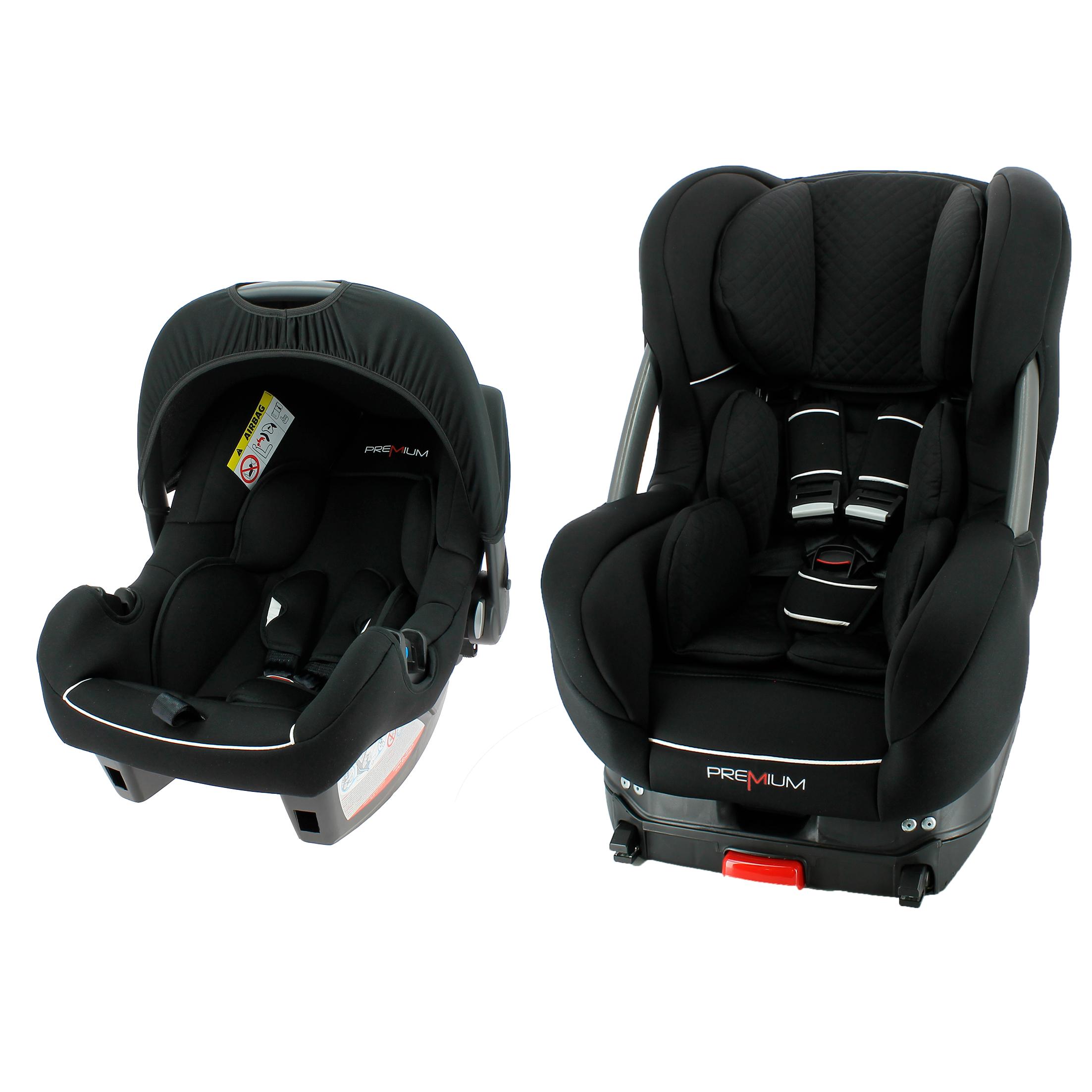 Premium autostolen - BeOne + Eris - 0-4 år