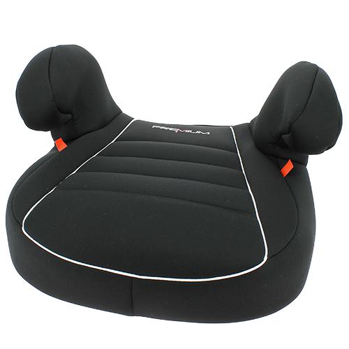 Billede af Premium selepude - Dream - Sort - 15-36 kg