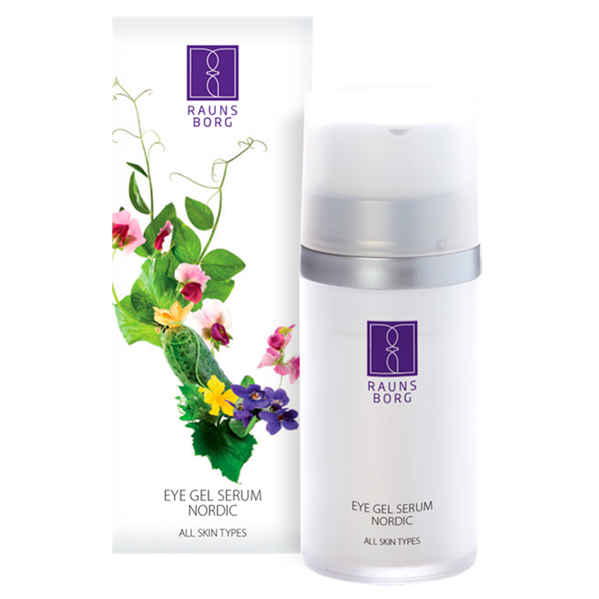 Image of   Raunsborg Eye Gel Serum - 15 ml