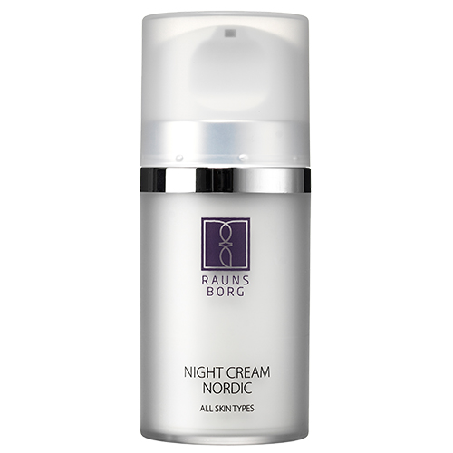 Raunsborg Nordic Night Cream 50 ml Nærende natcreme til normal hud